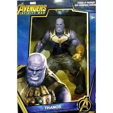 BONECO ACTION FIGURES MARVEL THANOS AVENGERS ENDGAME 564 MIMO