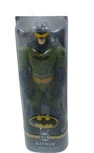 BONECO DC BATMAN RENASCIMENTO TÁTICO SUNNY 2180