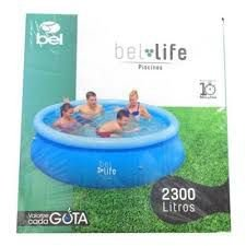 PISCINA BEL FIX 2.300 LITROS 100800