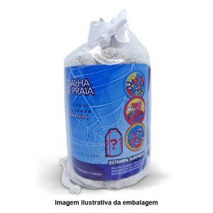 TOALHA DE PRAIA INFANTIL REDONDA MICKEY LEPPER 0188