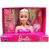 BUSTO DE BONECA BARBIE STYLING FACES - PUPEE 1265