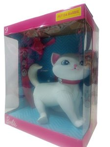 PET FASHION DA BARBIE PASSEIO COM A GATINHA BLISSA PUPEE 1259