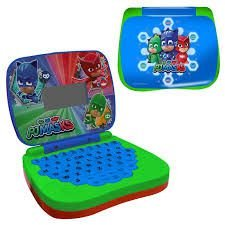 LAPTOP INFANTIL BILINGUE PJ MASKS CANDIDE  1733
