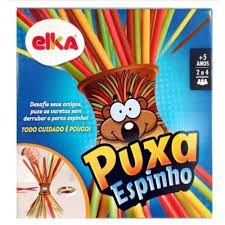 JOGO PUXA ESPINHOS ELKA - 1091