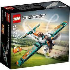 AVIÃO DE CORRIDA 2 EM 1 LEGO TECHNIC 42117