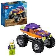 LEGO CITY - CAMINHÃO GIGANTE - LEGO 60251