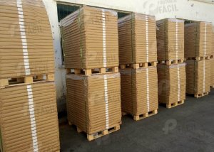 Papel Kraft 300g 66x96 Folha Inteira 10 Folhas
