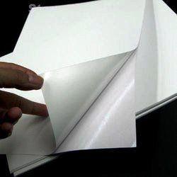 Papel Adesivo Fosco A3 Para Jato de Tinta inkjet 100 Folhas 41x29,7 cm