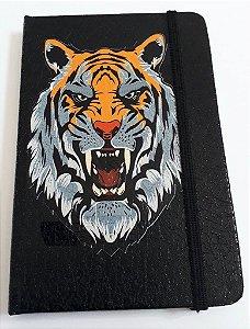 Cadernetas Personalizadas Corporativa 10 und Logotipo Nome 9x14 cm