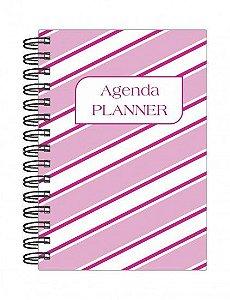 Agenda Permanente Planner  Mensal Planejamento Anual