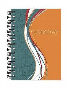 Agenda Planner Permanente Planejamento Anual Mensal