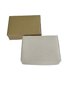 20 Caixas Rústicas De Embalagem Cartão Duplex Para Presente 22x16x5
