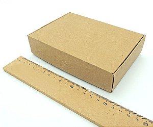 20 Caixas Papel Kraft Correio pequena embalagem artesanato