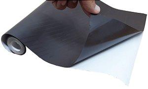 5 Metros De Manta Magnética Adesivada Para Imã De Geladeira