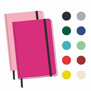 2 Cadernetas Sem Pauta Bloco De Anotação Colorida Sketchbook