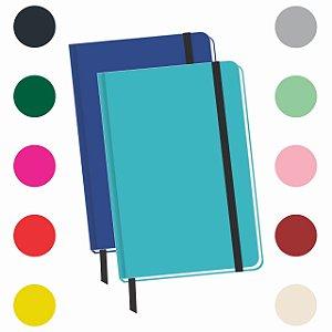 2 Cadernetas Com Pauta Bloco De Anotação Colorida Sketchbook