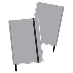 Caderneta Com Pauta 14x21 Grande Bloco De Anotações Bolso