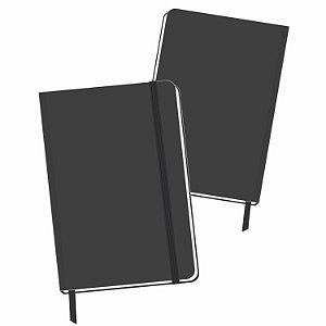 Caderneta Com Pauta 14x21 Grande Bloco De Anotações Sketchbook