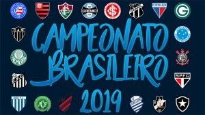 Planilha Campeonato Brasileiro 2019 Excel