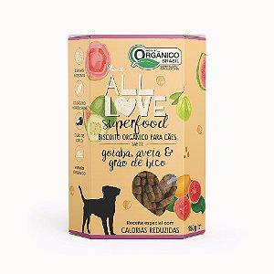 All Love - Superfood | Goiaba, Aveia & Grão de Bico 150g