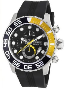 94d4aa2708a Relógio Invicta 20449 Pro Diver Quartz Watch - Caixa em aço Inoxidável  Polido com pulseira em