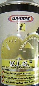 V.I.C. Valve Injection Combustion  -  Limpador de Válvulas e câmara de combustão