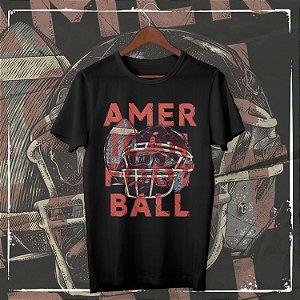 Camiseta Futebol Americano - American Football 39ab3391d8d50