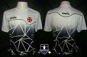Camisa do Vasco Oficial Comissão Técnica Diadora 2019 GG 485613e5b6464