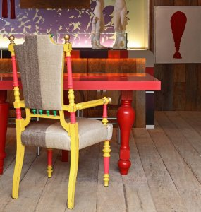 Cadeira Imperador - Café Casa Cor