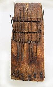 Instrumento Musical - Kalimba Africana