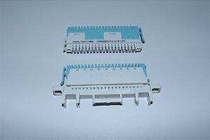 Bloco M10SC - CP - AZUL - Caixa c/ 20 unidades