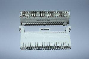 Bloco BTDG NA 10 Pares - Caixa c/ 10 unidades