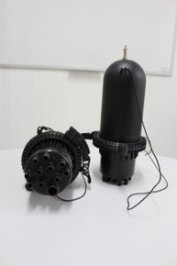 Caixa TSU - KIt c/ Válvula - Vazia - 01 unidade