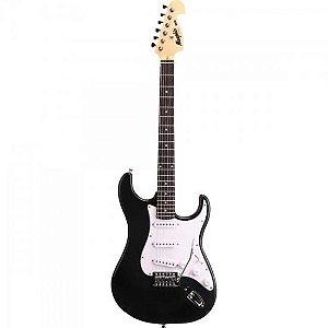 Guitarra Strato 3S MG32 Preta MEMPHIS by TAGIMA
