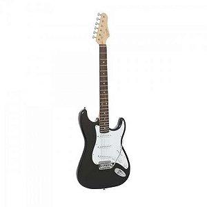 Guitarra Strato G-100 Preta GIANNINI