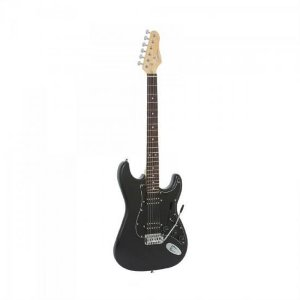 Guitarra Strato G-102 Preta GIANNINI