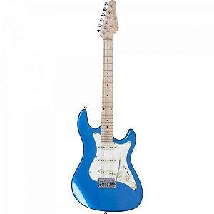 Guitarra Strato STS-100 Azul STRINBERG