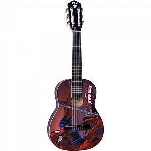 "Violão Acústico Infantil Nylon 30"" (1/4) Marvel Spider-Man PHX"