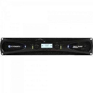 Amplificador 1050W 220V RMS XLS 1502 CROWN
