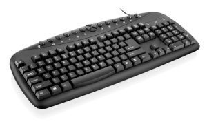 Teclado Corporativo Bulk Multilaser - TC150