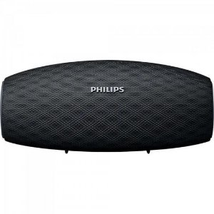 Caixa Multimídia Portátil Bluetooth BT6900B/00 Preto PHILIPS