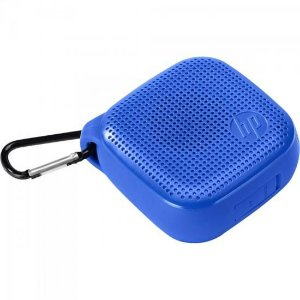 Caixa Multimídia 3W RMS Bluetooth S300 Azul HP