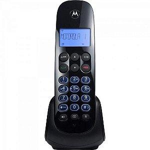 Telefone s/ Fio MOTO750-SE Preto MOTOROLA
