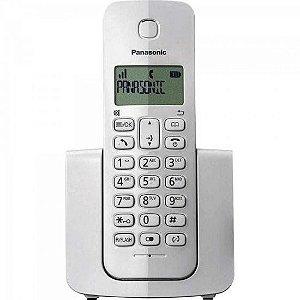 Telefone Sem Fio KXTGB110LBW Branco PANASONIC