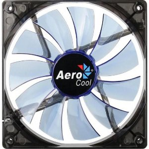 Cooler Fan 14cm BLUE LED EN51400 Azul AEROCOOL
