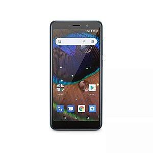"""Smartphone Multilaser MS50X 4G Quad Core 1GB RAM Tela 5,5"""""""