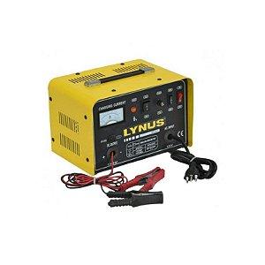 Carregador Portátil de Baterias 100A 12/24 V 220V LCB10 Lyn