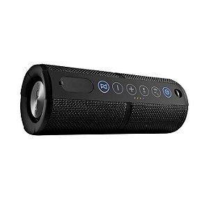Caixa de Som Waterproof com Bluetooth Preta Pulse - SP245