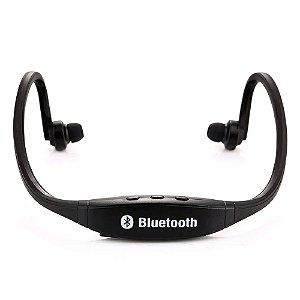 Fone de Ouvido Earphone Sport 3 em 1 Bluetooth / MP3 / FM Mu
