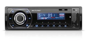 Radio Automotivo Talk C/ Bluetooth Multilaser - P3214